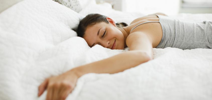 La terapia de dormir bien